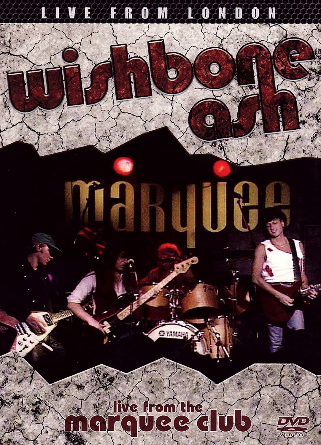 Wishbone Ash : Live from the Marquee Club Universal Music Canada Pop Rock Special Interests