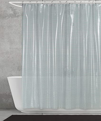 Image Unavailable Not Available For Color Creative Bath Products Linea Shower Curtain