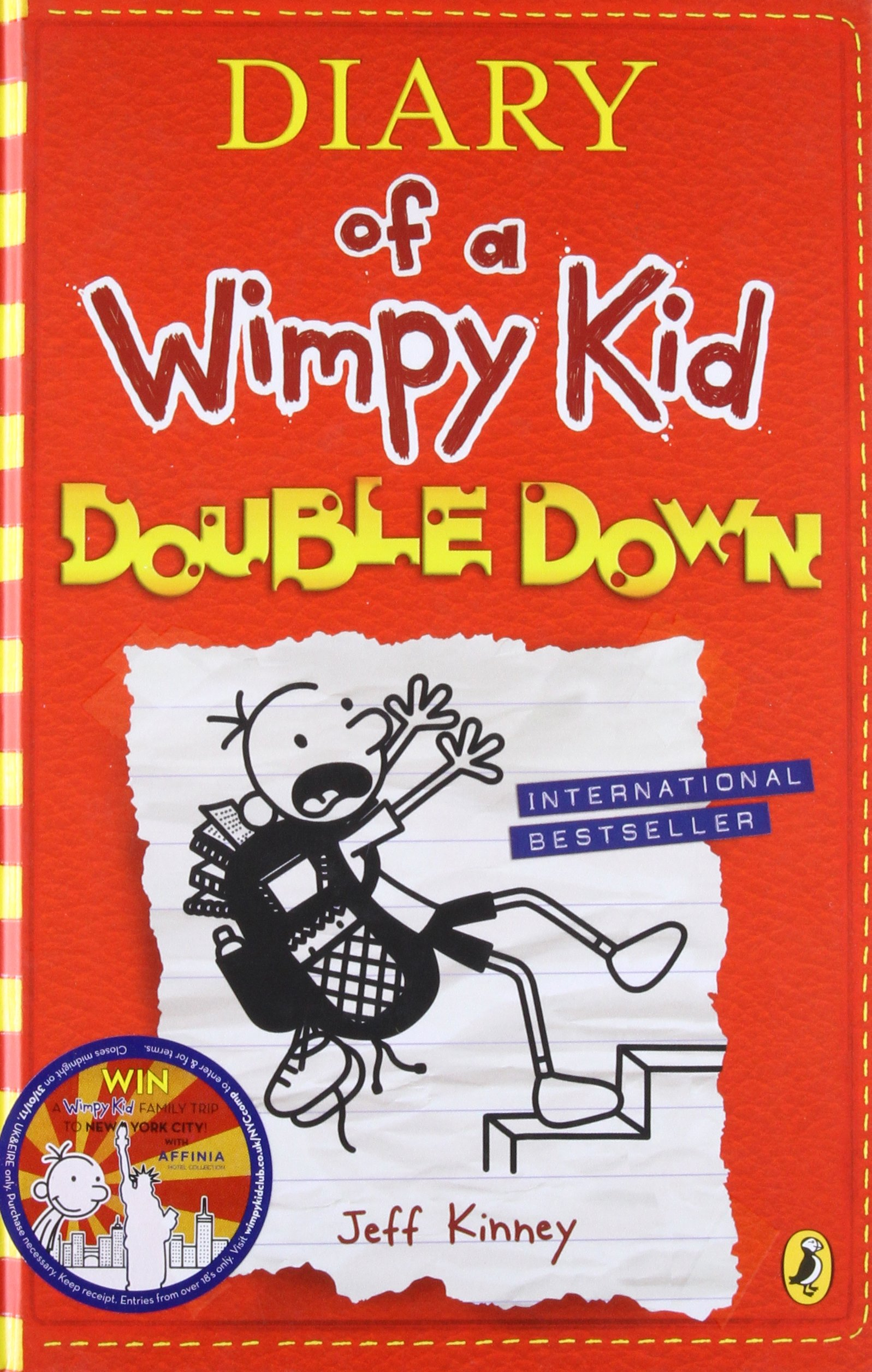 Diary of a wimpy kid double down diary of a wimpy kid book 11 diary of a wimpy kid double down diary of a wimpy kid book 11 amazon jeff kinney 9780141373010 books solutioingenieria Image collections