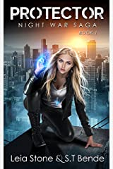 Protector (Night War Saga Book 1) Kindle Edition