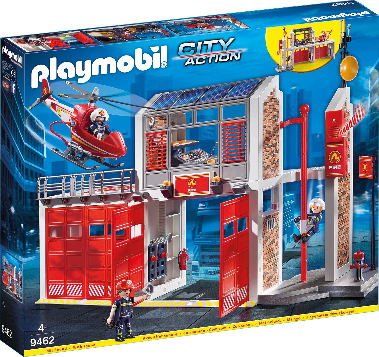 Feuerwache Spielzeug Bestseller -Playmobil Große Feuerwache