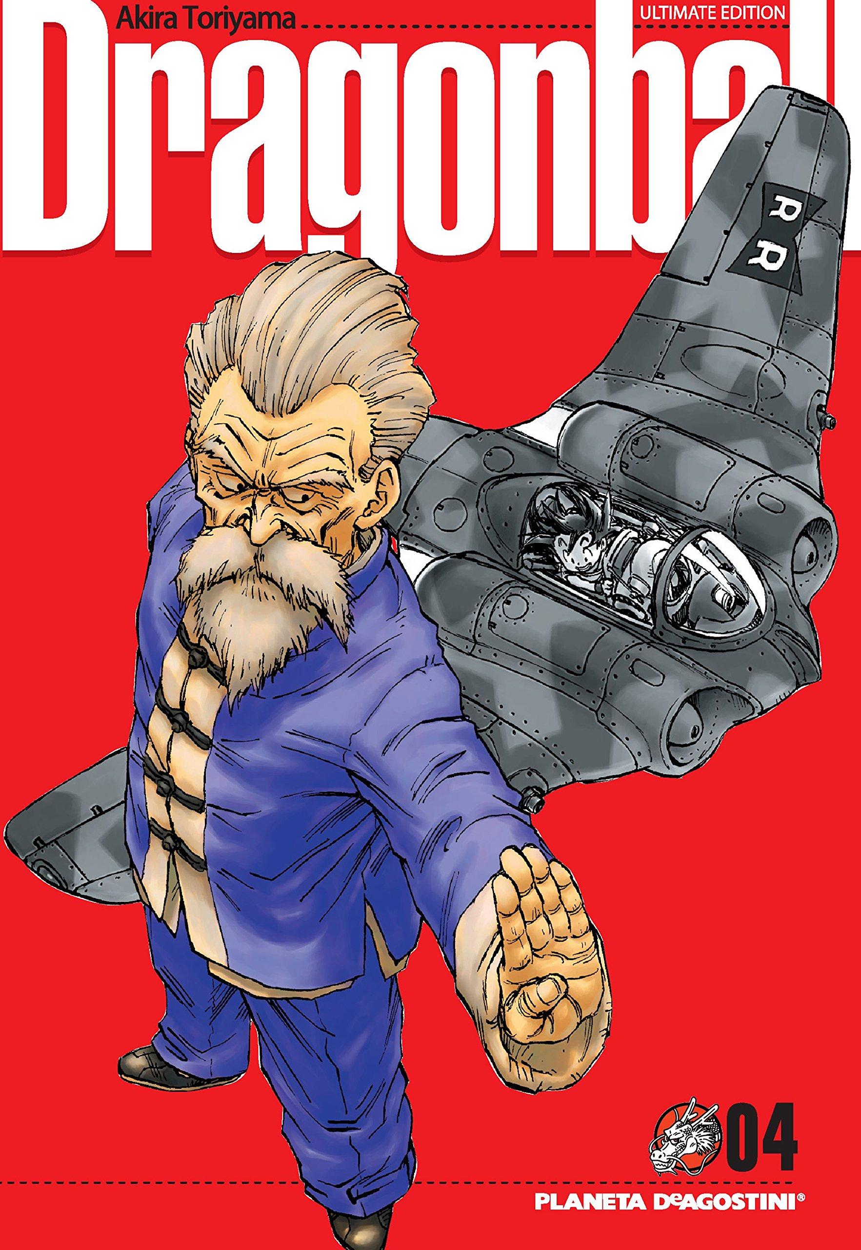 Dragon Ball nº 04/34 (Manga Shonen) Tapa blanda – 9 oct 2007 Akira Toriyama Planeta DeAgostini Cómics 8468470376 Cómics y novelas gráficas