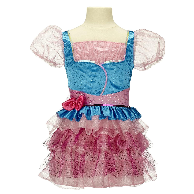 Winx Club - Believix Hada Bloom vestido de traje de 4-6 años: Amazon.es: Juguetes y juegos