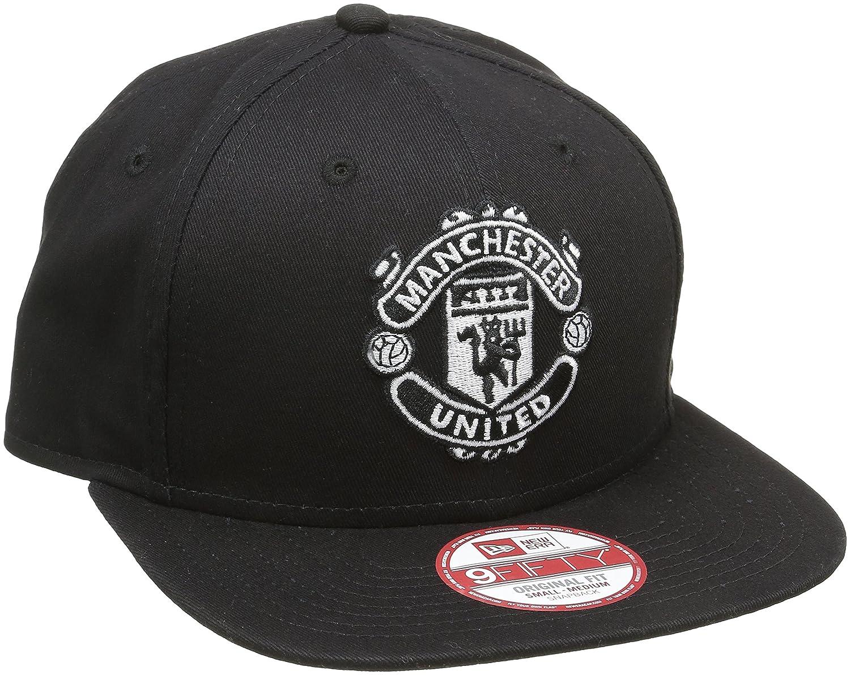 New Era 9Fifty Snapback Cap - Manchester United Black 11213198