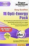 SuperNutrition EZ Swallow Opti-Energy Iron-Free Multivitamins, 30 Count