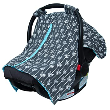 JLIKA Baby Car Seat Canopy Cover