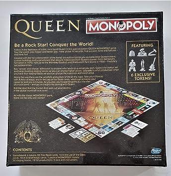 Monopoly Queen Edition: Amazon.es: Hogar
