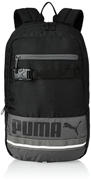 0115167b59 Puma Unisex Outdoor Deck Backpack available in Black - One Size ...