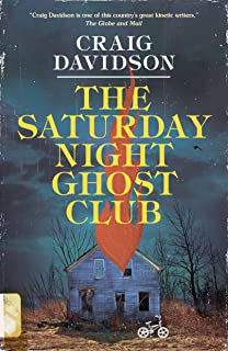 Image result for saturday night ghost club book