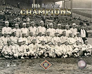 1916年のワールドシリーズ
