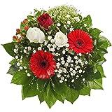 Amazon.de Pflanzenservice Blumenstrauß Gruß von Herzen