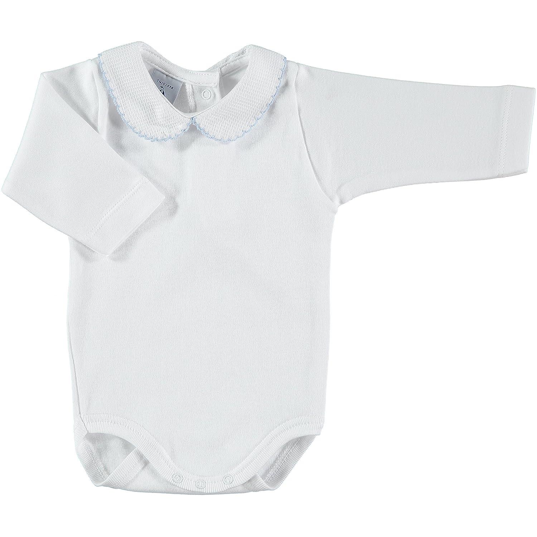 BABIDU Baby-Unisex's Body C.Polo Pique Bodysuit 1188