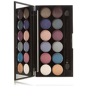 Sleek Make Up I-Divine Mineral Based Eyeshadow Palette - Enchanted Forest