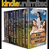 Mail Order Bride: Nine Western Brides Boxed Set