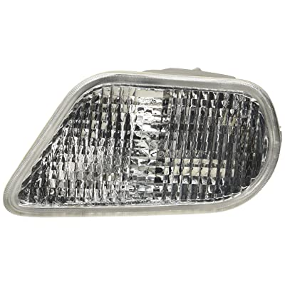 DEPO 332-1682L-US Replacement Driver Side Parking Light Assembly (This product is an aftermarket product. It is not created or sold by the OE car company): Automotive