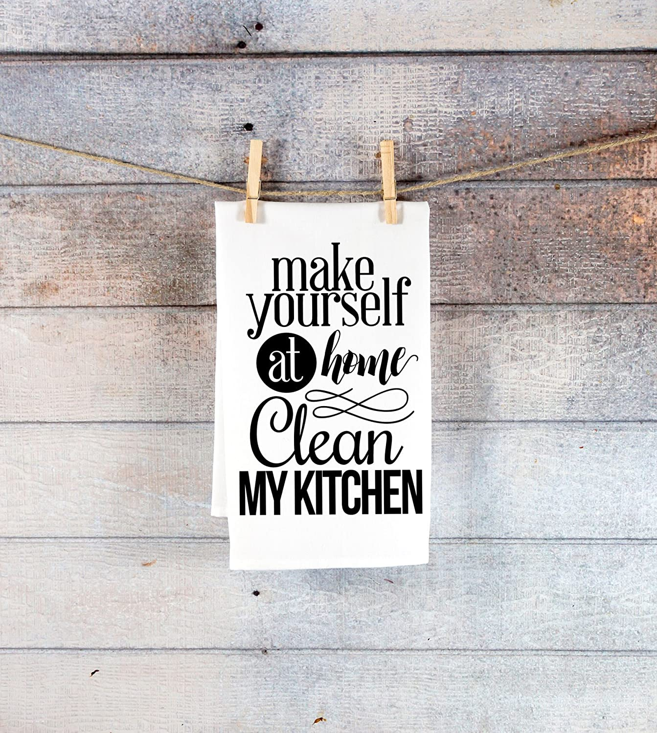 Amazon.com: Tea Towel Decor or Cute Kitchen Towel Holiday ... on