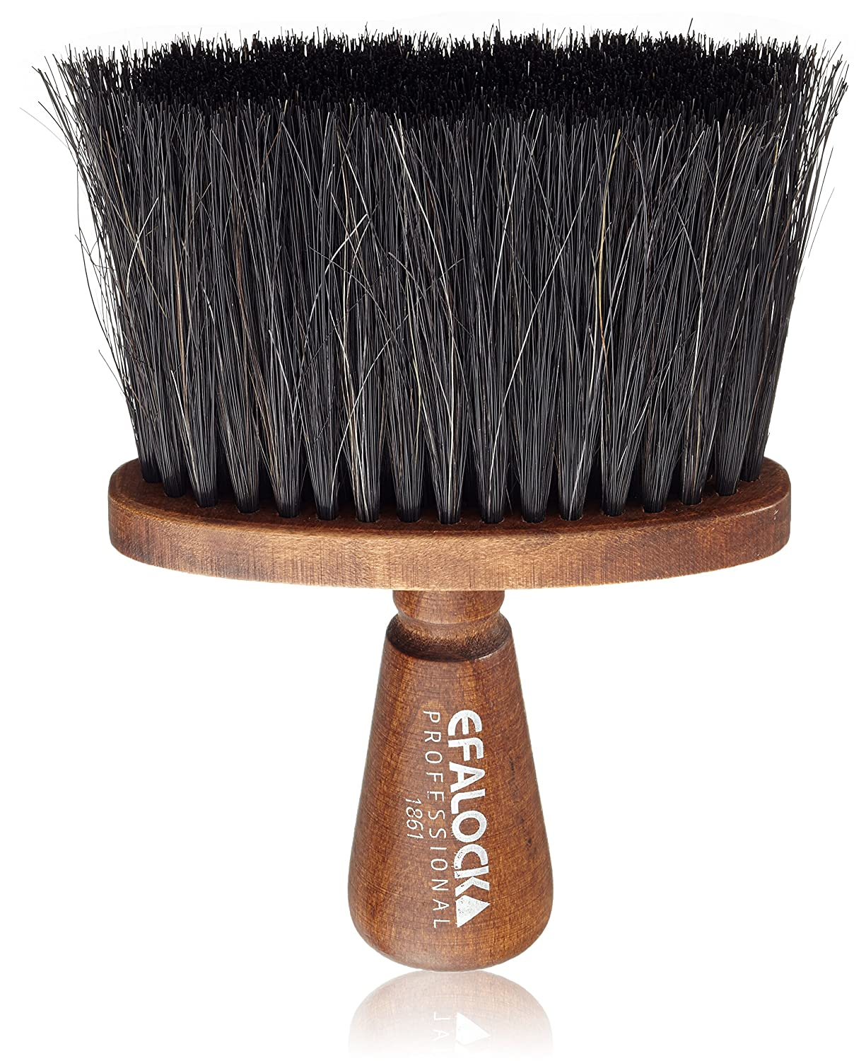 Efalock Neck Brush Horse Hair (1 Pack) Pack of 1 96325297