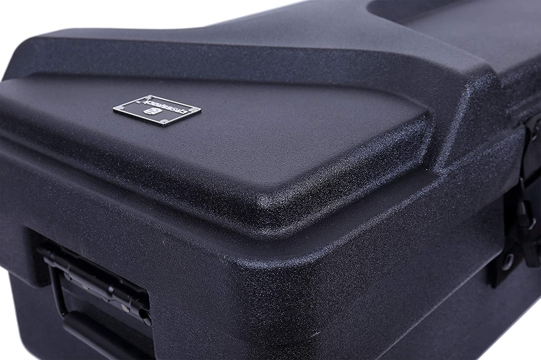 CRA860HW Crossrock Drum Hardware Case with Wheels