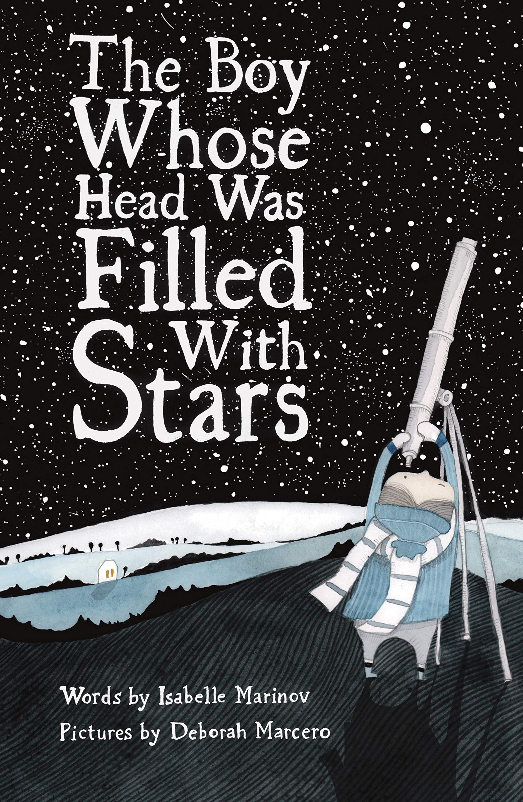 The Boy Whose Head Was Filled with Stars: A Life of Edwin Hubble: Marinov,  Isabelle, Marcero, Deborah: 9781592703173: Amazon.com: Books