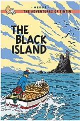 The Black Island (Tintin) Paperback
