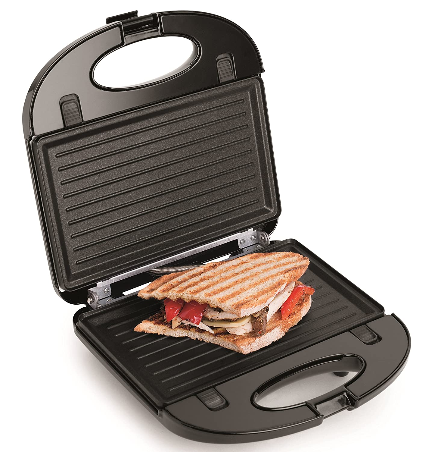 Amazon Salton SM1543 3 in 1 Grill Sandwich Maker Waffle Baker