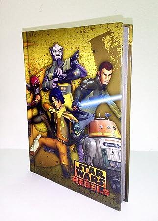 Diario-agenda escolar Star Wars Rebels, nueva colección + ...
