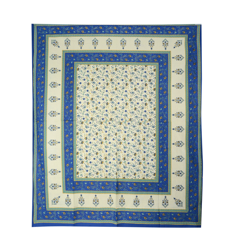 TRADITIONAL MAFIA RSES777176 Single Bed Sheet, 90'' x 108'', Multicolor