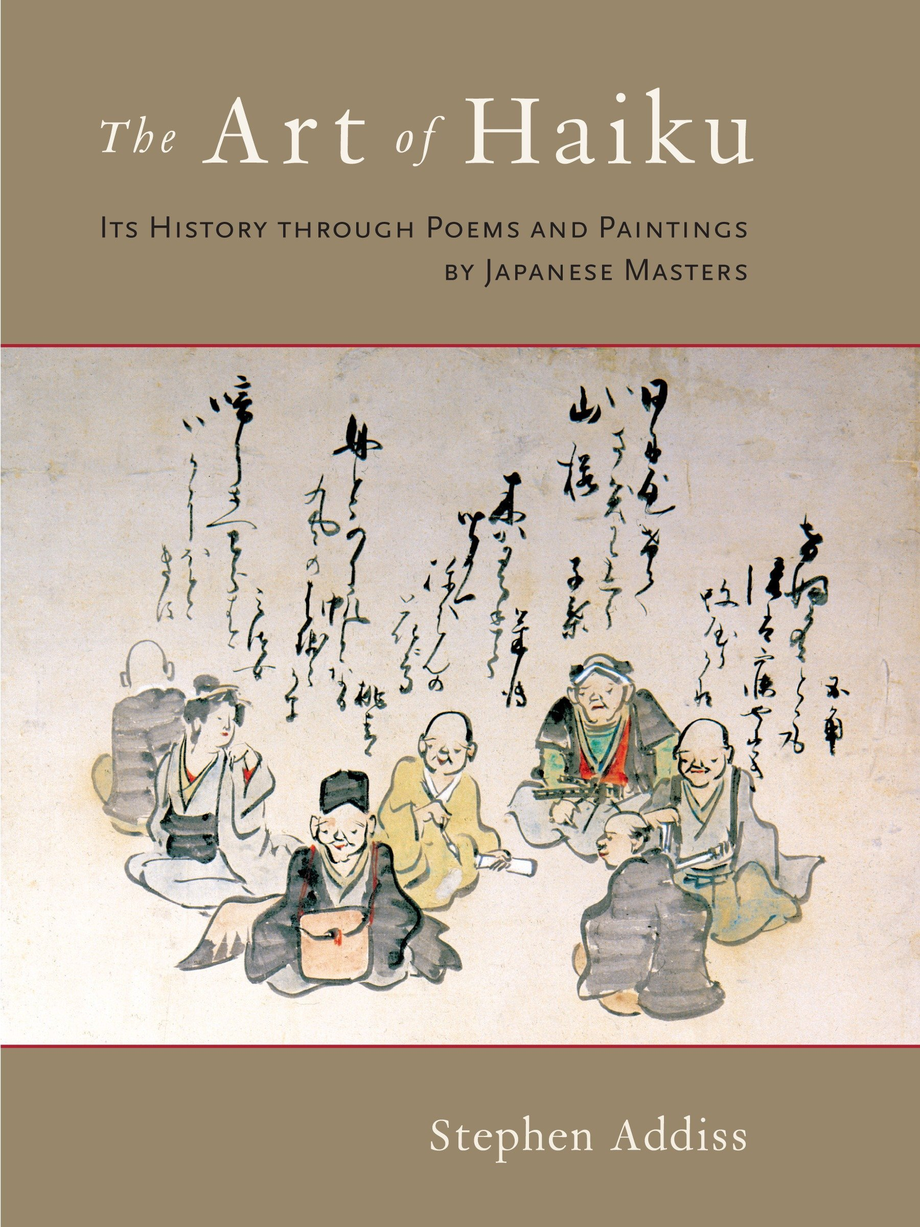 Download The Art of Haiku: Its History through Poems and Paintings by Japanese Masters PDF