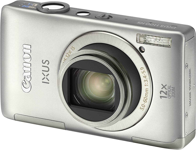 Canon Ixus 1100 Hs Digitalkamera 3 2 Zoll Silber Kamera