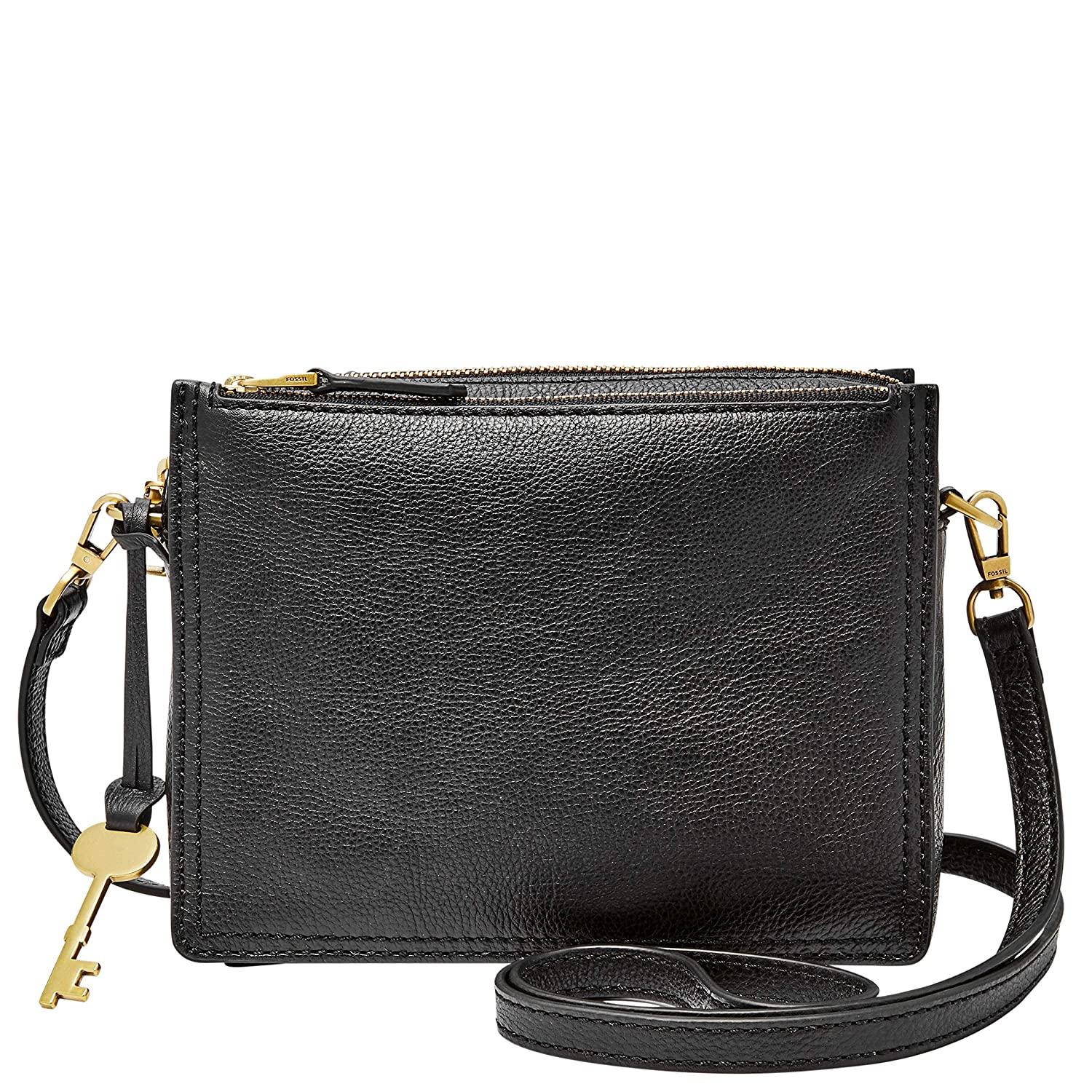 Amazon.com: Fossil Campbell Crossbody Bag, talla única ...