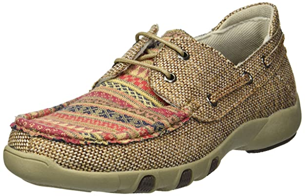 Amazon.com | Roper Womens Lacee II Driving Style Loafer, tan, 7.5 Medium US | Shoes