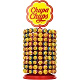 Chupa Chups - Lollipops The Best Of - Caramelos de sabores surtidos - 200 unidades