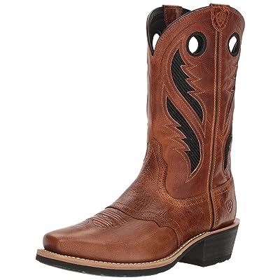 Ariat Men's Heritage Roughstock Venttek Western Cowboy Boot | Western