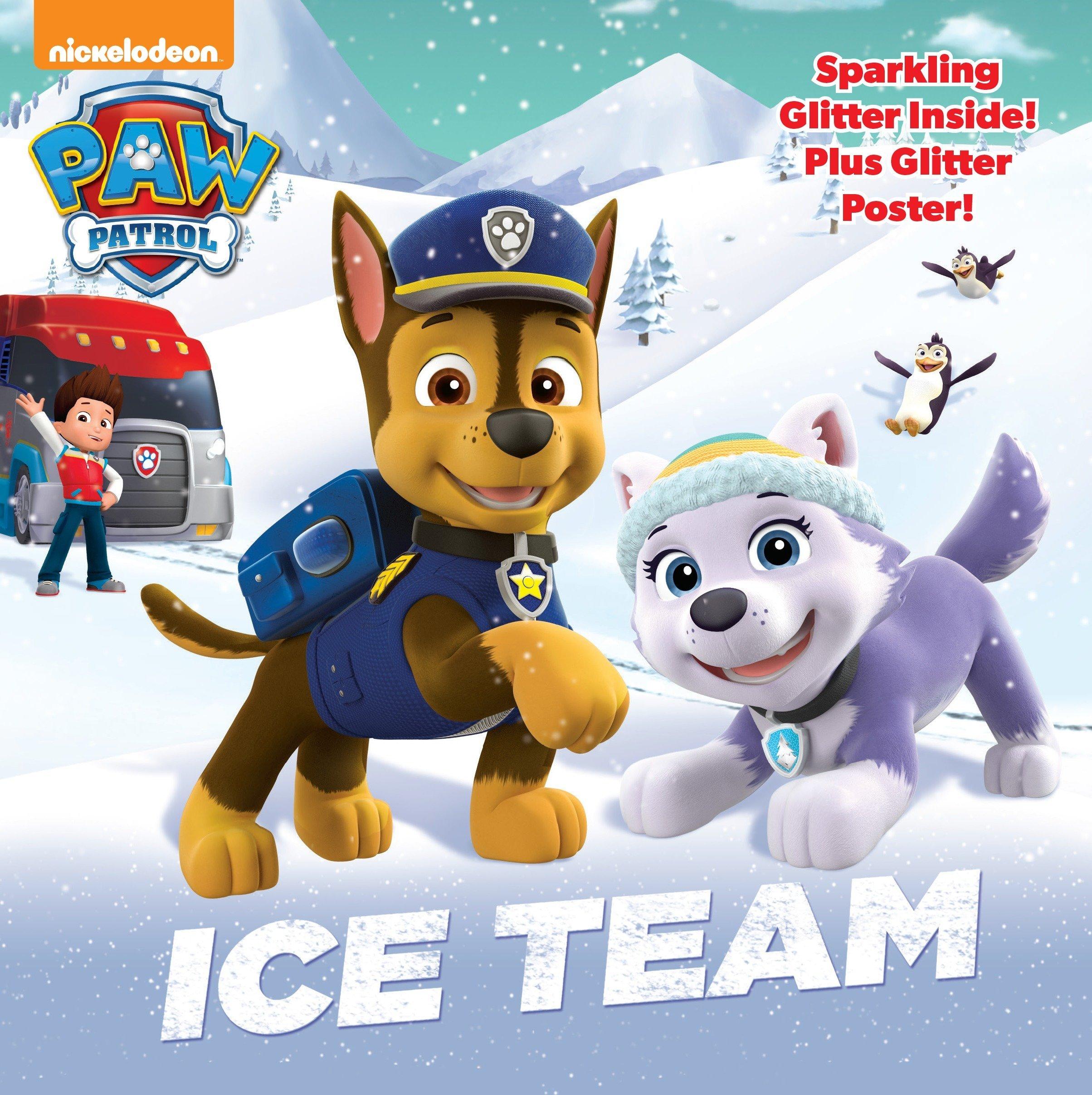 Download Ice Team (Paw Patrol) pdf