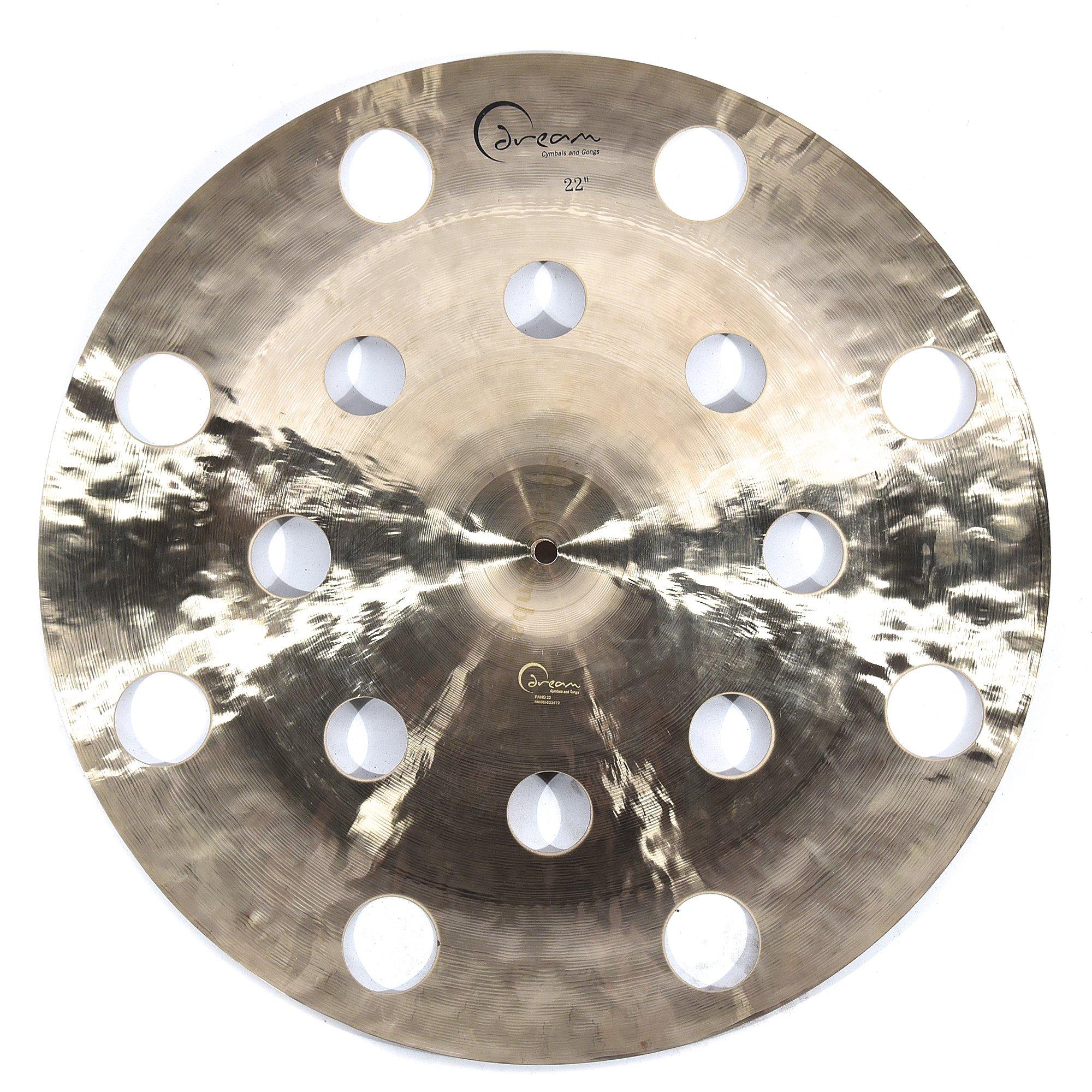 Dream Cymbals PANG22V 22'' Vented China Cymbal