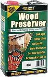 Everbuild EVBLJCR05 5 Litre Wood Preserver - Clear