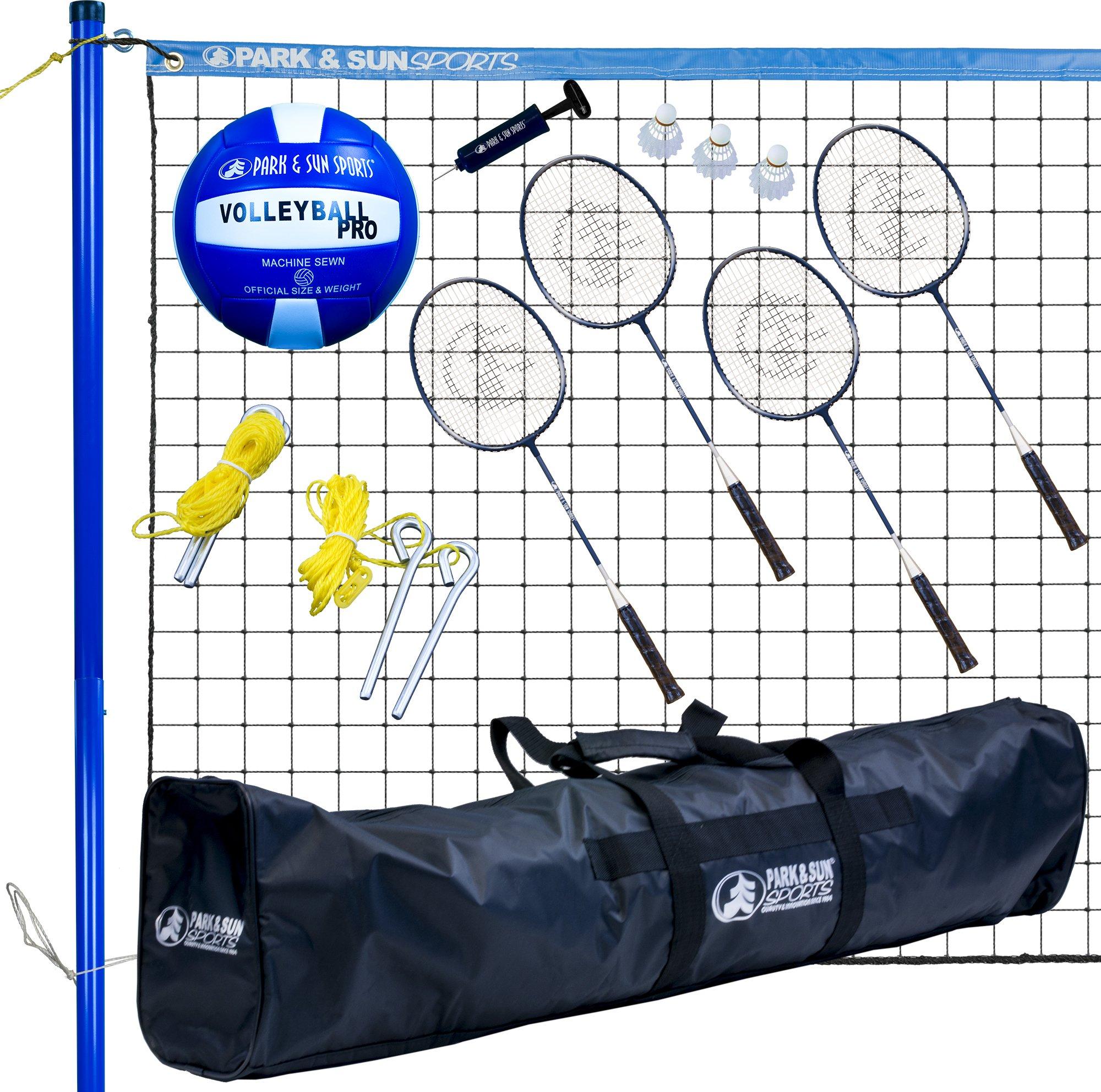 Park & Sun Sports Volley Sport Combo