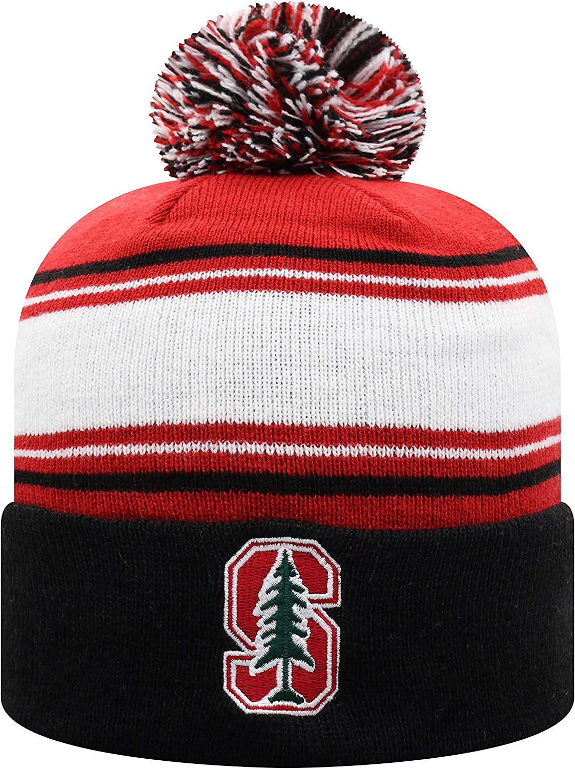 Top of the World NCAA Womens Team Color Classic Knit Team Icon
