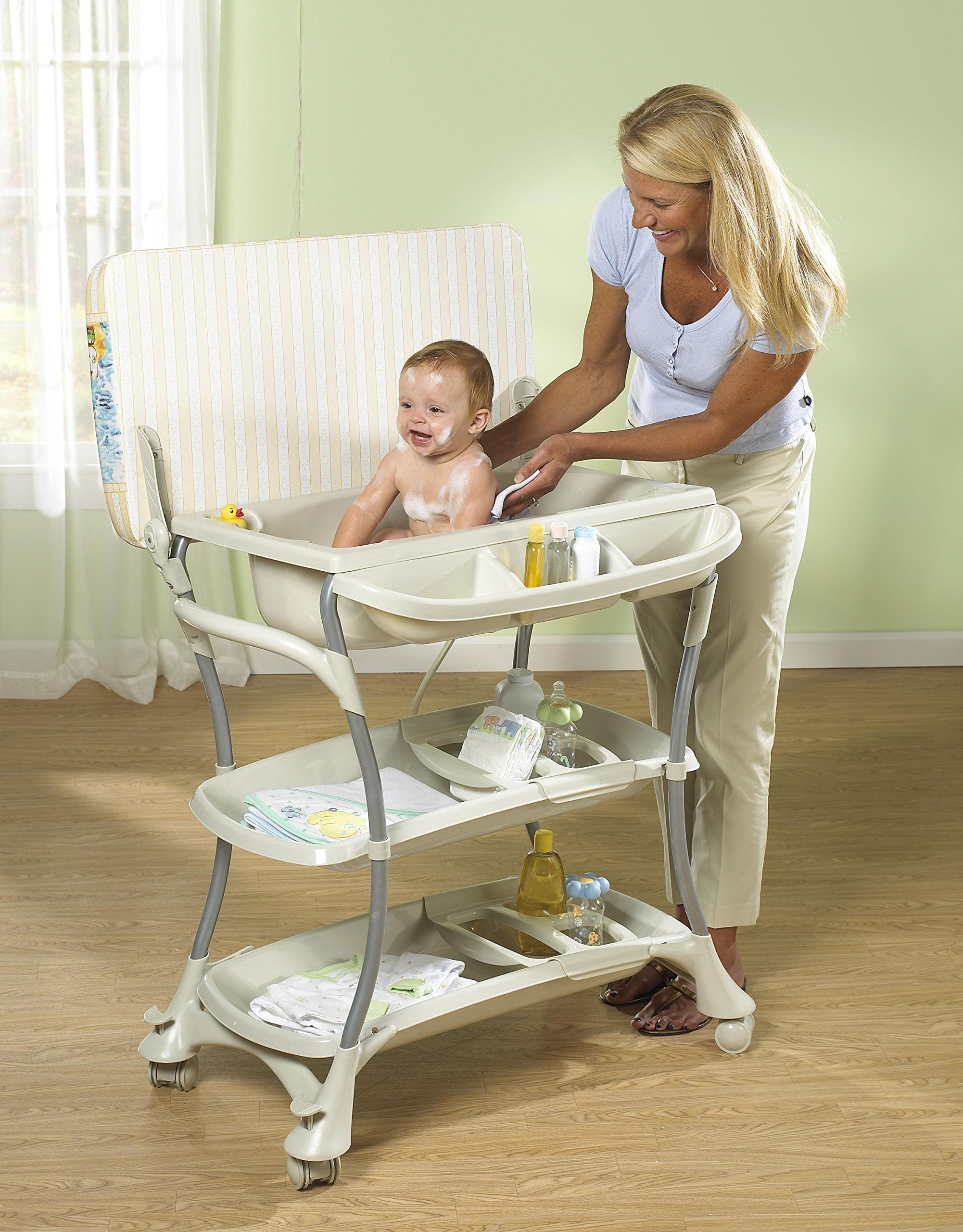 Primo Euro Spa Baby Bath and Changing Table by Primo (Image #2)