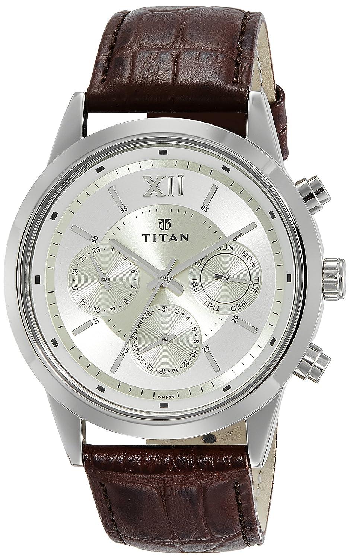 Titan Best Mens Watches under 5000 Rupees in India