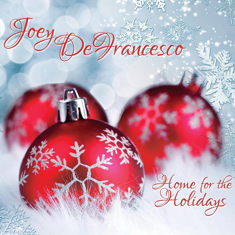 joey defrancesco home for the holidays amazoncom music - Home Free Christmas Album