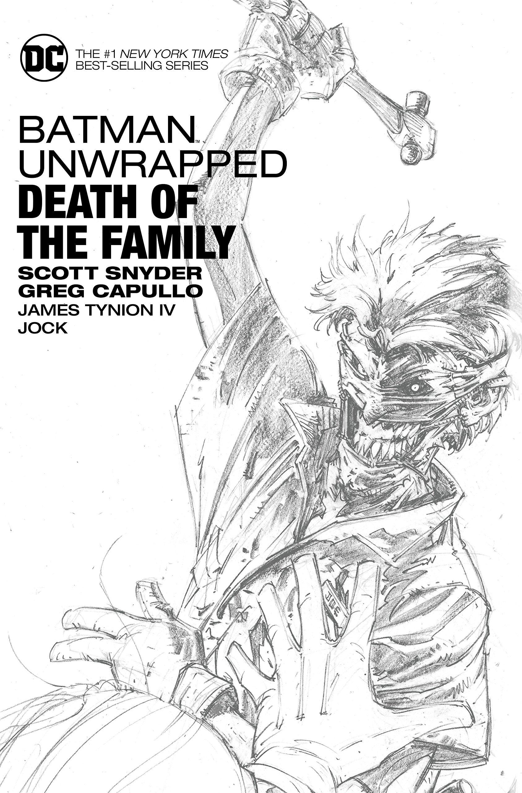 Amazon batman unwrapped death of the family 9781401274887 amazon batman unwrapped death of the family 9781401274887 scott snyder greg capullo books fandeluxe Choice Image