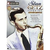 Jazz Play-Along Vol.133 Stan Getz Favorites + Cd