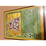 Pokemon Card 11/102 - NIDOKING (holo-foil)