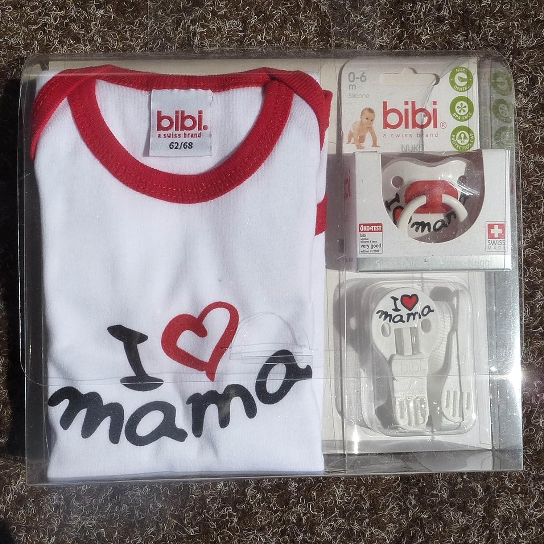 Set de regalo de mamá Bibi 3 piezas erstausstatter Set ...