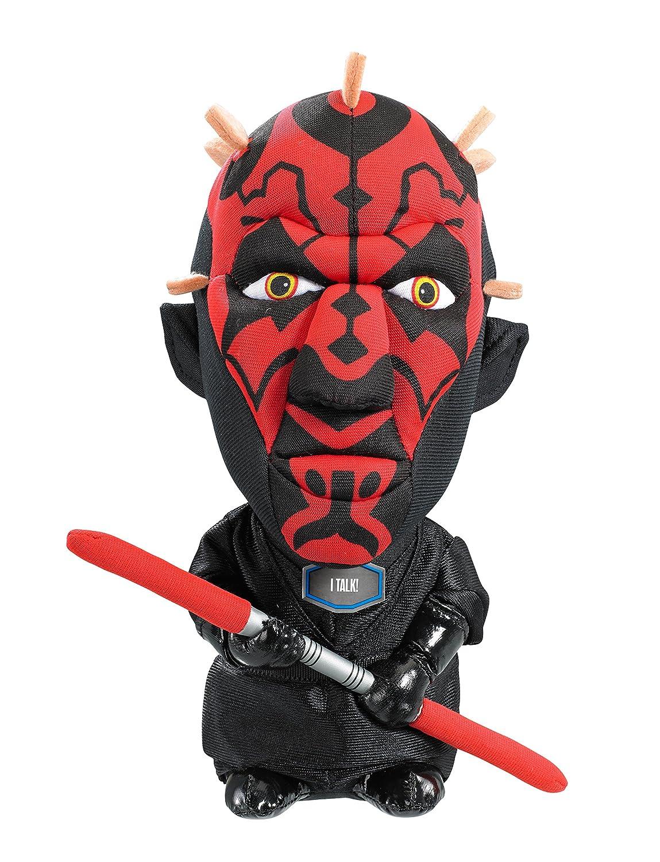 amazon com underground toys star wars darth maul talking 9