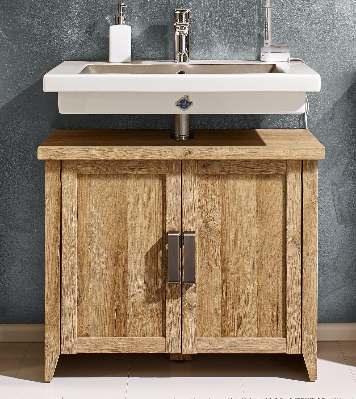 trendteam smart living Badezimmer Waschbeckenunterschrank ...