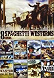 8-Movie Spaghetti Western Pack