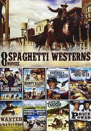 8 Movie Spaghetti Western Pack [Reino Unido] [DVD]: Amazon.es ...