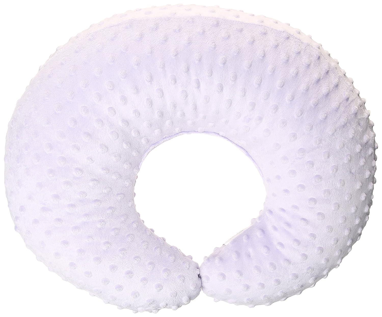 Breastfeeding Nursing Pillow Brand Pink Minky Monther' s Lounge